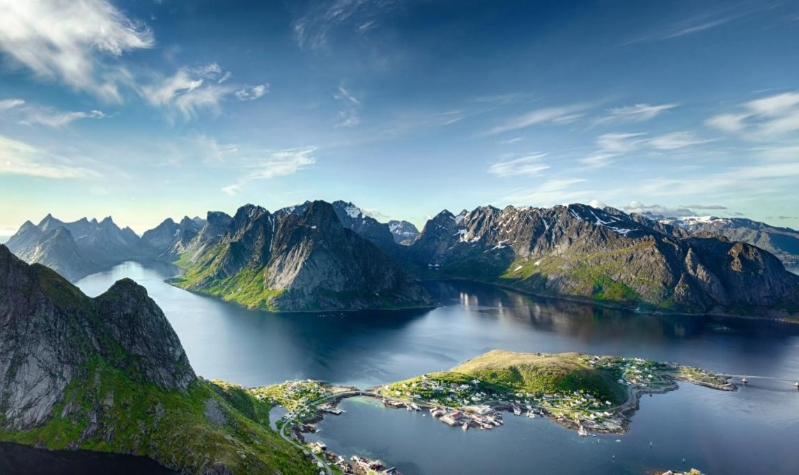 The most beautiful places in Europe